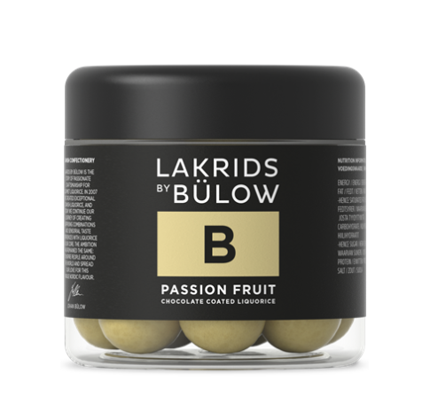 LAKRIDS  B - PASSION FRUIT - SMALL - 125 Gramm