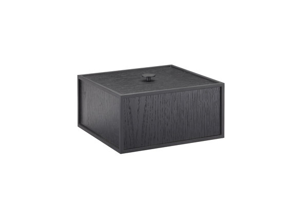 by LASSEN - FRAME BOX  14 cm black