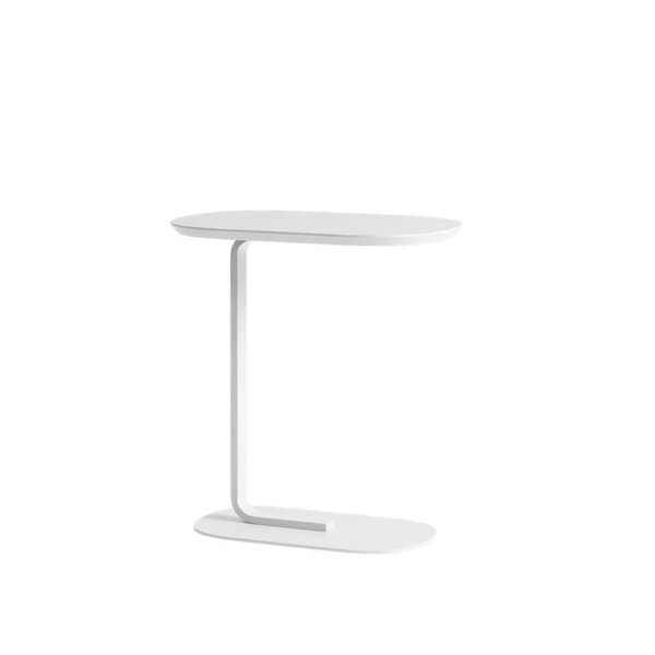 MUUTO Relate Side table weiß