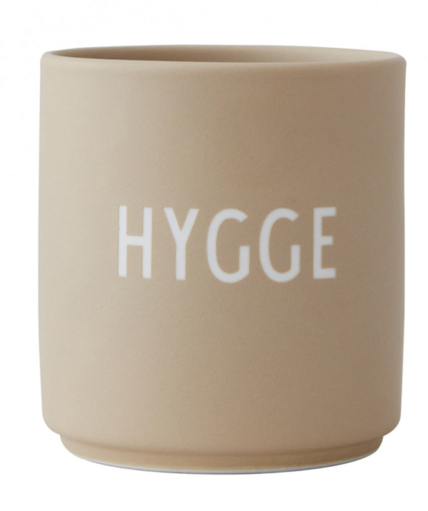 DESIGN LETTERS Favorite Cup HYGGE